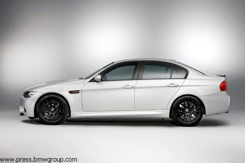BMW представила лимитированную версию М3