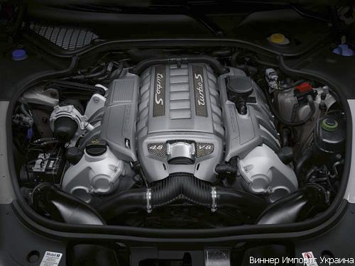 """Porsche"" представила ""Panamera Turbo S"". Названы цены"