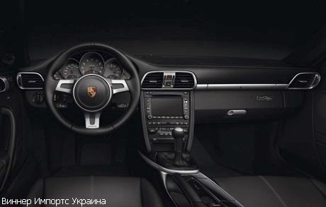 """""""Porsche"""" выпустит лимитированную версию """"Carrera 911"""" (фото)"""