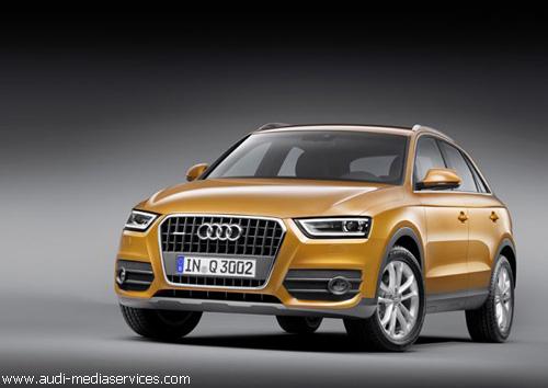 """Audi"" представил абсолютно новый ""Q3"""