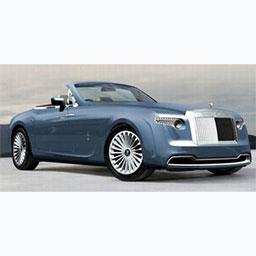 """Определен обладатель эксклюзивного """"Rolls-Royce Hyperion"""""""