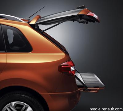 Renault показал новый Koleos
