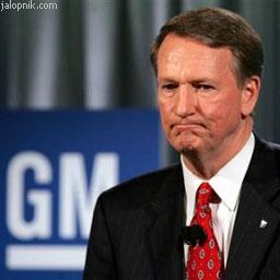 "Глава ""General Motors"" уходит в отставку"