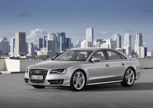 Автосалон во Франкфурте: Audi представила новую линейку S