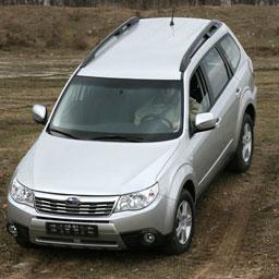 """В Украине появился """"Subaru Forester 2008"""""""