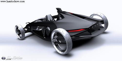Автомобили будущего соревнуются в Лос-Анджелесе