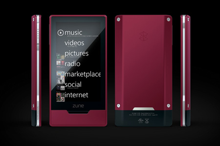 """Новинки """"Microsoft"""": планшет, плеер, телефон"""