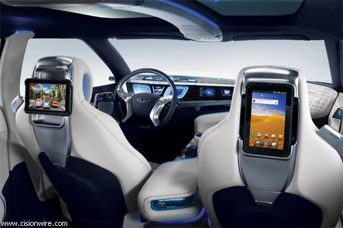 """""""Hyundai"""" рассекретил дизайн своих будущих моделей"""