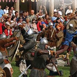 У середньовічній битві під Києвом зійдуться 500 богатирів
