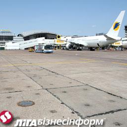 """Аэропорт """"Жуляны"""" закроется на реконструкцию"""