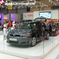 """""""Kyiv Automotive Show 2008"""" открылась для прессы"""
