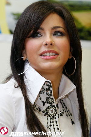 Ани Лорак хочет завоевать на Евровидении поклонников