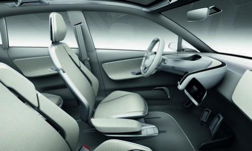 Автосалон во Франкфурте: рассекречен Audi A2 concept
