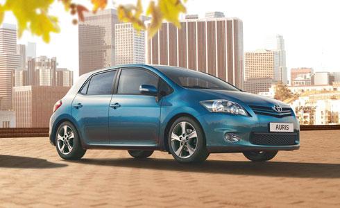"""Новый """"Toyota Auris"""" 2010 года производства появился в Украине"""