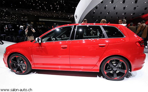 """Женевский автосалон-2011 премьеры """"Audi"""""""