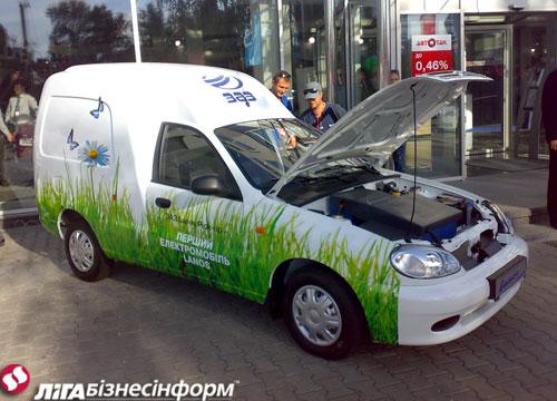 Столичное автошоу - 2010: украинские премьеры