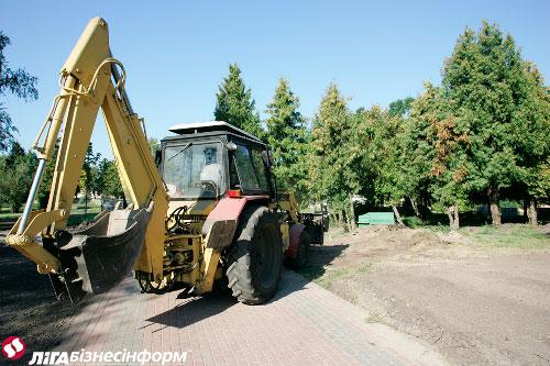 Киев взялся за школы и парки