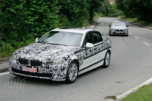 Новый BMW 5-серии вышел в свет
