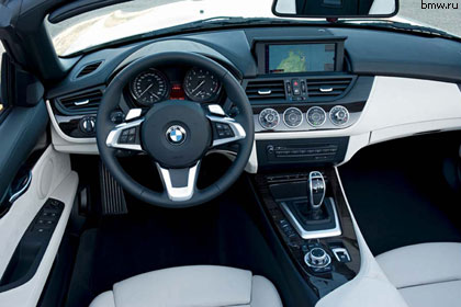"""""""BMW"""" представил Z4 в Детройте"""