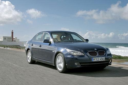 Объявлена специальная цена на BMW 5 серии