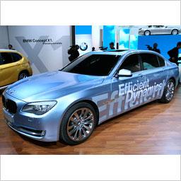 """""""BMW"""" назвал серийных гибридов 2009 года"""