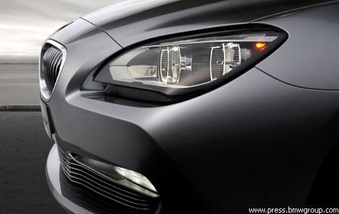 BMW показал концепт купе 6 серии