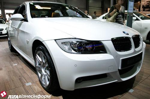 BMW: новинки киевского автошоу