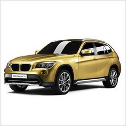 """""""Spy-фото"""" нового концепта от BMW"""