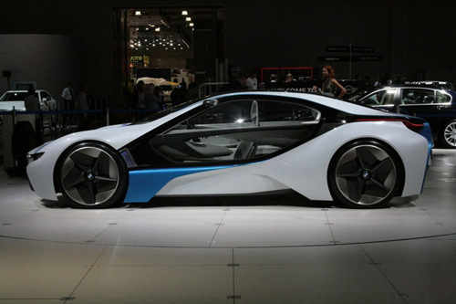 Московский автосалон - 2010: премьеры BMW