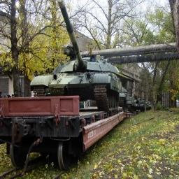 Армію озброїли першою партією нових танків