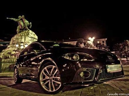 Лучший тюнинговый автомобиль Украины: результаты конкурса