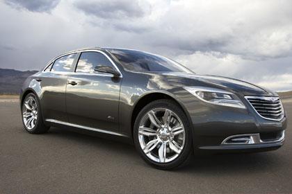"""""""Chrysler"""" привезет в Женеву """"зеленые"""" концепт-кары"""
