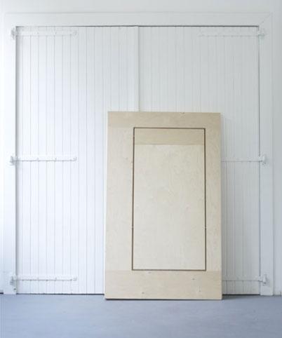 Рабочее место - простое, как двери