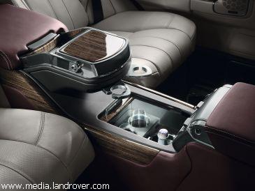 """В Женеве дебютирует самый роскошный """"Range Rover"""" (фото)"""