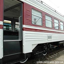 Кільцеву електричку у Києві запустять восени 2011 року