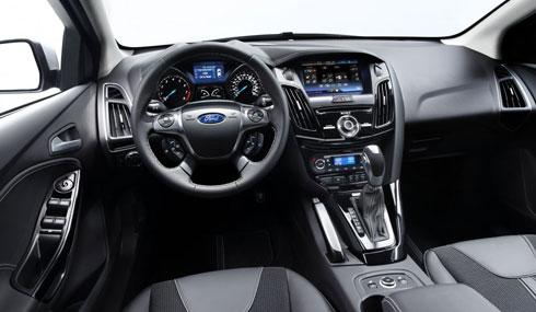"""В Украине презентовали новый """"Ford"""" Focus"""