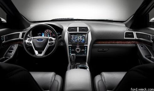"""""""Ford"""" представил новое поколение """"Explorer"""""""