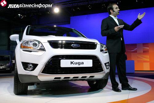 """Новинки """"Ford"""" в Украине"""