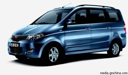 """Премьеры """"General Motors"""" в Пекине"""