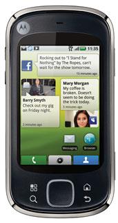 """""""Motorola"""" показала свой восьмой """"гуглофон"""" (фото)"""