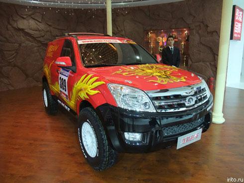 """Great Wall"" показался на автошоу в Пекине"