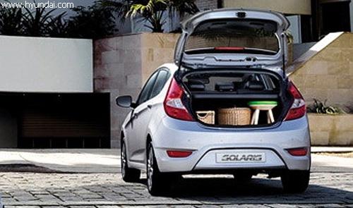 """Hyundai"" объявил цены на новый ""Solaris"" хетчбэк"