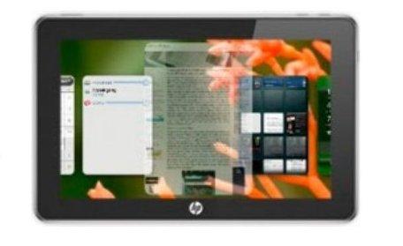 "HP может выпустить ""таблетку"" на ""webOS"" (фото)"