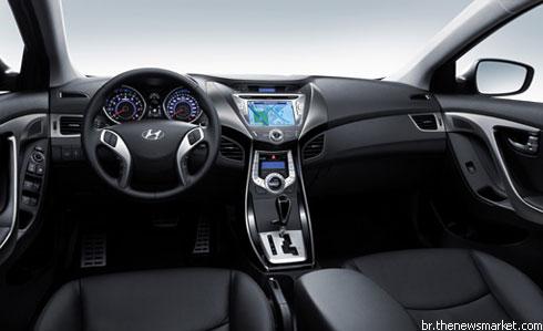 """Hyundai Elantra New"": новые фото"