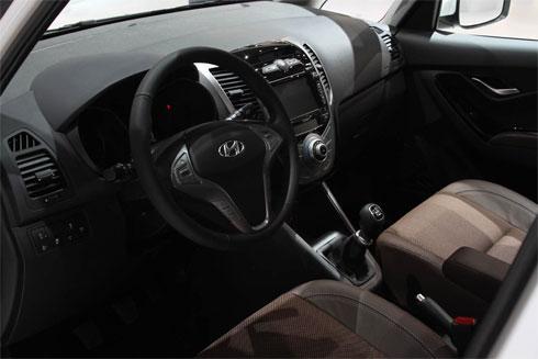 """""""Hyundai"""" презентовал четыре новинки на автосалоне в Париже"""