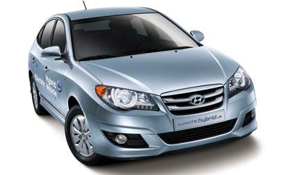 """""""Hyundai"""" начал прием заказов на первый серийный гибрид"""