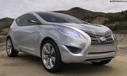 """""""Hyundai Nuvis"""" показал себя в Нью-Йорке"""