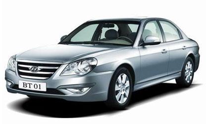 """Hyundai"" показал в Шанхае обновленную ""Sonata"""