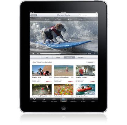 """""""Apple"""" презентовала планшет """"iPad"""""""