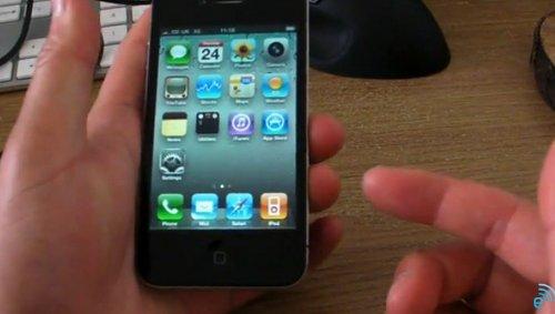 """Проблему с антенной в новом """"iPhone 4"""" решили"""